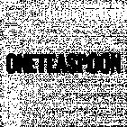 OneTeaspoon